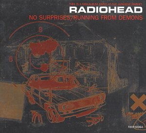 No Surprises [Australia CD]