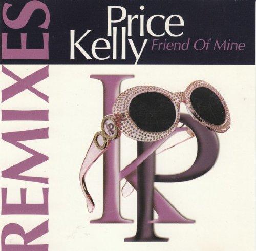 Friend of Mine [CD5/Cassette Single]