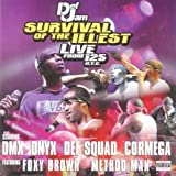 Various Artists - Survival Of The Illest: Live From 125 N.Y.C.