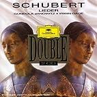 Schubert: Lieder (Gundola Janowitz) by Franz…