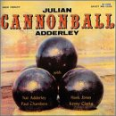 Presenting Cannonball Adderley lyrics