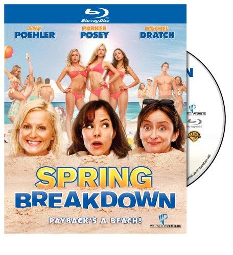 Spring Breakdown [Blu-ray] DVD