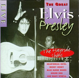 Great Elvis Presley Live