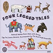 Four Legged Tales de Laura Simms