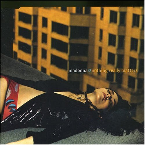 Nothing Really Matters [UK CD #1]