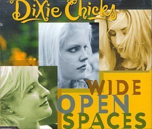 Wide Open Spaces [Australia CD Single]
