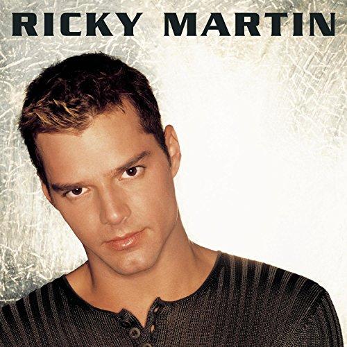 Album Cover: Ricky Martin