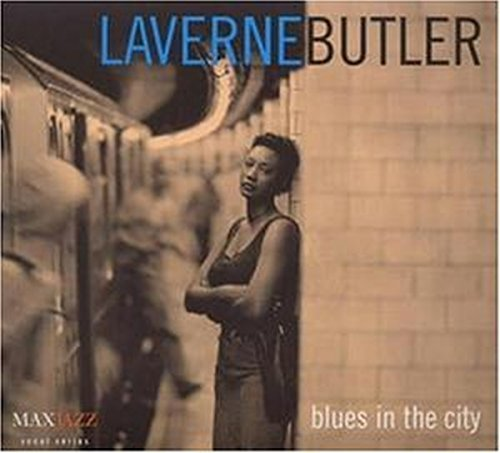 Album Blues in the City by Laverne Butler