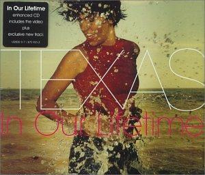 In Our Lifetime, Pt. 2 [Australia CD Single]