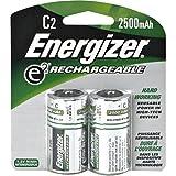Energizer NH35BP-2 ACCU C Rechargeable Batteries