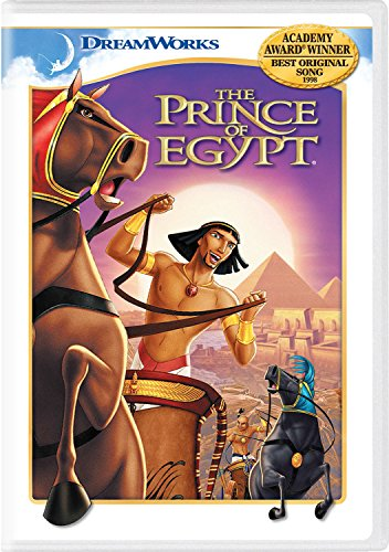 Get The Prince Of Egypt On Video