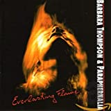 BARBARA THOMPSON Everlasting Flame album cover