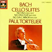 Bach: Cello Suites 1,4 & ,5 – tekijä:…