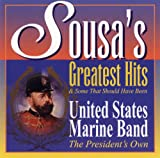 Sousa's Greatest Hits lyrics