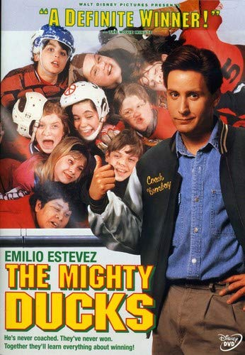 The Mighty Ducks part of The Mighty Ducks
