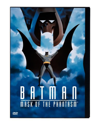 Get Batman: Mask Of The Phantasm On Video