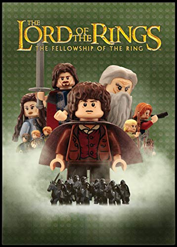 The Lord of the Rings: The Fellowship of the Ring part of The Lord of the Rings