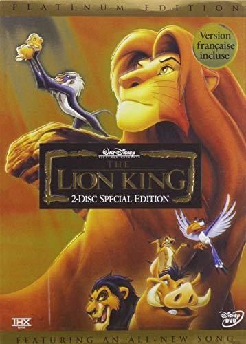 The Lion King (Disney Special Platinum Edition)