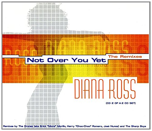 Not Over You Yet, Pt. 2 [UK CD Single]