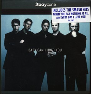 Baby Can I Hold You Tonight [US CD Single]
