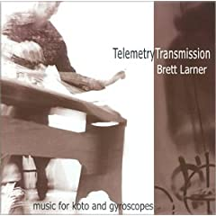 Album Telemetry Transmission by Brett Larner