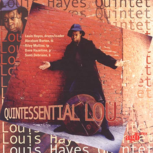 Quintessential Lou by Louis Hayes