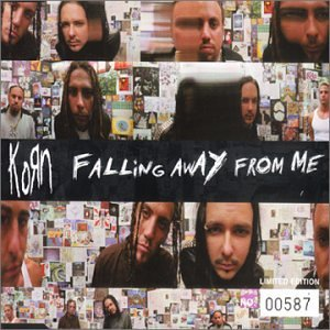 Falling Away from Me, Pt. 1 [Import CD Single]