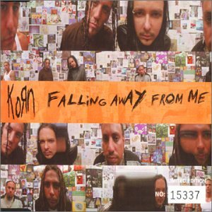 Falling Away from Me, Pt. 2 [Import CD Single]