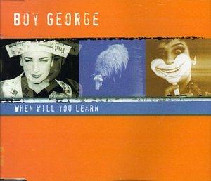 When Will You Learn [Vinyl Single]