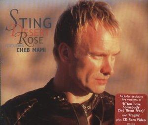 Desert Rose, Pt. 1 [UK CD Single]