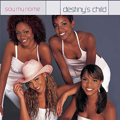 Say My Name [US CD Single]