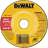 "DEWALT DW4419 4"" X 1/4"" X 5/8"" General Purpose Metal Grinding Wheel (25-Pack)"