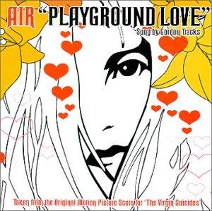 Playground Love [US CD]