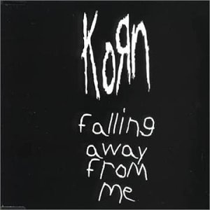 Falling Away from Me [Australia CD Single]