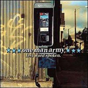 Last Word Spoken Album