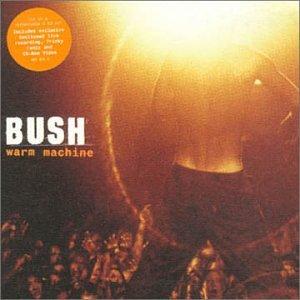 Warm Machine, Pt. 1 [UK CD Single]