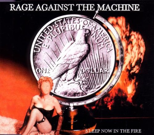 Sleep Now in the Fire [Germany CD Single]