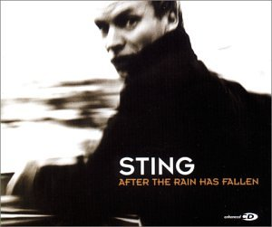 After the Rain Has Fallen, Pt. 1 [Import CD Single]