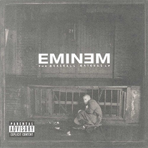 The Marshall Mathers Lp Album