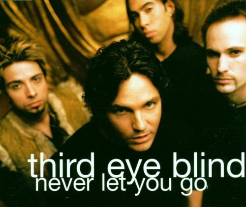 Never Let You Go [Germany CD Single]