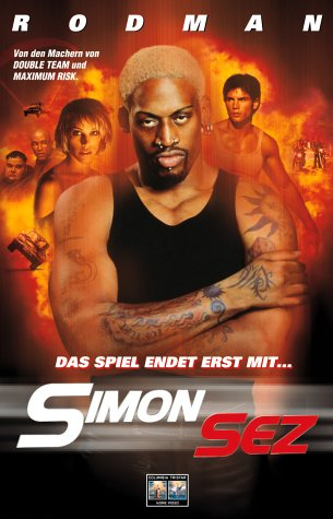 Simon Sez.
