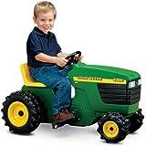 John Deere Kids Plastic Pedal Tractor