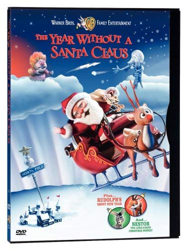Get The Year Without A Santa Claus On Video