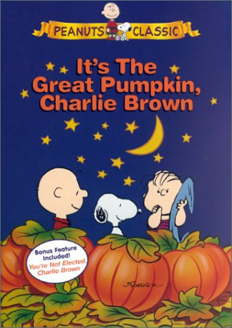 Get It's The Great Pumpkin, Charlie Brown On Video