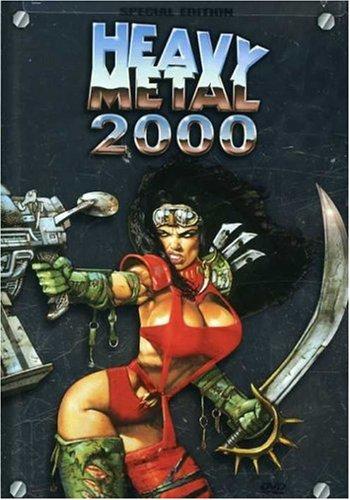 Get Heavy Metal 2000 On Video