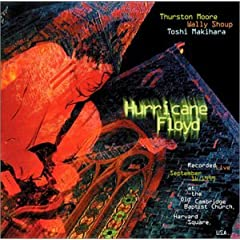 Thurston Moore/Wally Shoup/Toshi Makihara: Hurricane Floyd