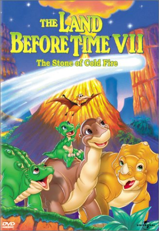 Get The Land Before Time VII: The Stone Of Cold Fire On Video