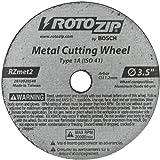 Rotozip ZWMET1  Zip Mate Attachment Metal Cut-off Zip Wheel