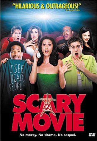 Scary Movie part of Scary Movie
