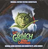 How the Grinch Stole Christmas: Original Motion Picture Soundtrack (2000) (Album) by Various Artists